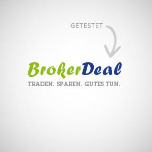 """Broker-Vergleich """"Brokerdeals"""""""