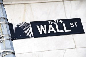 Dow Jones Ind. Average an der Wallstreet