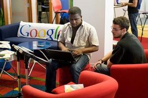 Das Google Büro in Chicago