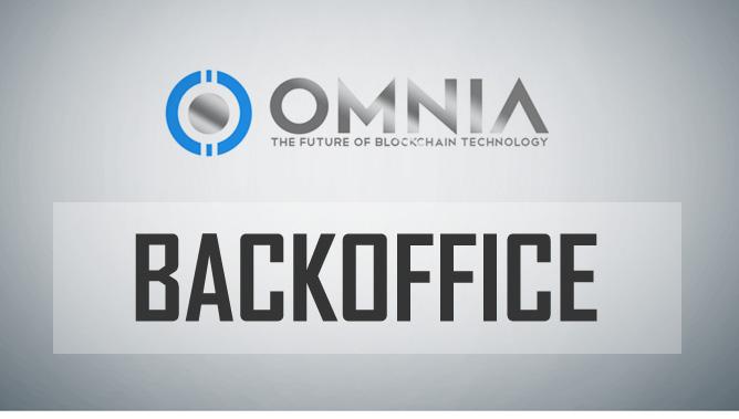 Omnia Backoffice
